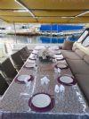 Ertan 1 Gulet Yacht, Fine Dining.