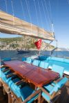 Grand Lale Yacht, Turquoise Delight.