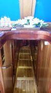 Tesero Yacht, Lower Deck.
