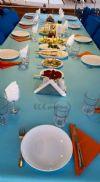 Tesero Yacht, The Tastes Of Turkey.